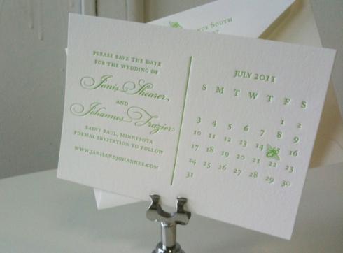 dick and jane letterpress